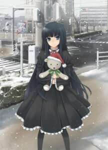 Rating: Safe Score: 43 Tags: dress kamisama_no_memochou lolita_fashion pantyhose prime shionji_yuuko User: Nekotsúh