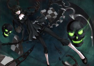 Rating: Safe Score: 32 Tags: black_rock_shooter dead_master horns prime vocaloid User: Nekotsúh