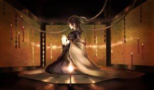 Rating: Safe Score: 17 Tags: kaninn kimono User: yumichi-sama