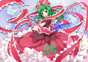 Rating: Safe Score: 22 Tags: dress kagiyama_hina niro touhou User: Nekotsúh