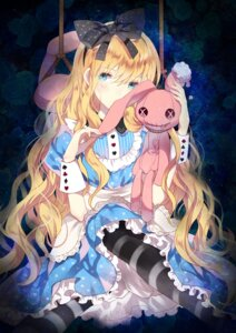 Rating: Safe Score: 66 Tags: alice alice_in_wonderland domotolain lolita_fashion pantyhose User: blooregardo