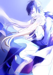 Rating: Safe Score: 15 Tags: bandages dress isaac_foster rachel_gardner satsuriku_no_tenshi tagme User: charunetra