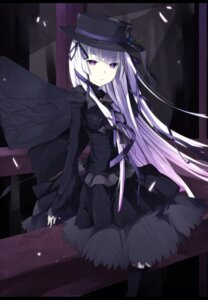 Rating: Safe Score: 42 Tags: en@rain gothic_lolita lolita_fashion wings User: Radioactive