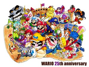 Rating: Safe Score: 5 Tags: ashley_(warioware) captain_syrup cleavage dress luigi mona_(warioware) neko pointy_ears tagme toad wario warioware weapon wings User: piejo66