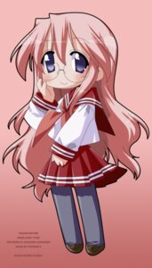Rating: Safe Score: 8 Tags: lucky_star seifuku takara_miyuki vector_trace watermark User: Radioactive