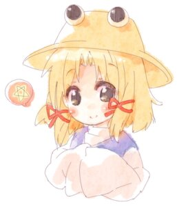 Rating: Safe Score: 5 Tags: moriya_suwako shippo_(skink) touhou User: Radioactive