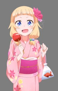 Rating: Safe Score: 26 Tags: new_game! sakura_nene transparent_png yukata User: Mekdra