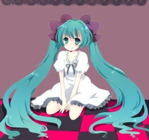 Rating: Safe Score: 13 Tags: chaka dress hatsune_miku vocaloid world_is_mine_(vocaloid) User: charunetra