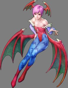 Rating: Questionable Score: 35 Tags: capcom dark_stalkers lilith_aensland stanley_lau transparent_png wings User: Yokaiou