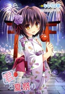 Rating: Questionable Score: 31 Tags: nanaroba_hana yukata User: drop