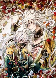 Rating: Safe Score: 5 Tags: kogitsunemaru lemon_(artist) male nakigitsune touken_ranbu User: joshuagraham