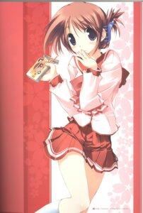 Rating: Safe Score: 19 Tags: amaduyu_tatsuki komaki_manaka seifuku to_heart_2 to_heart_(series) User: Riven