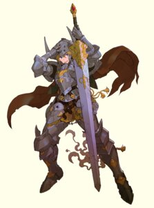 Rating: Safe Score: 20 Tags: armor kilart sword User: Radioactive
