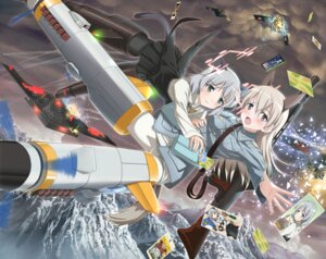Rating: Safe Score: 30 Tags: animal_ears eila_ilmatar_juutilainen hi-ho- sanya_v_litvyak strike_witches tail User: Pilad