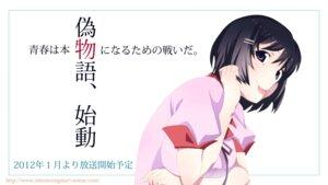 Rating: Safe Score: 21 Tags: bakemonogatari hanekawa_tsubasa nisemonogatari saraha_sodesha User: SubaruSumeragi