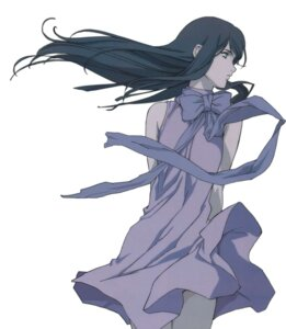 Rating: Safe Score: 10 Tags: dress mishima_reika monochrome rahxephon User: Radioactive