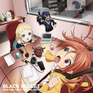 Rating: Safe Score: 50 Tags: aihara_enju black_bullet disc_cover guitar satomi_rentarou tina_sprout User: K@tsu