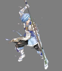 Rating: Questionable Score: 2 Tags: fire_emblem fire_emblem_heroes fire_emblem_if nintendo shigure_(fire_emblem) torn_clothes transparent_png weapon yura User: Radioactive