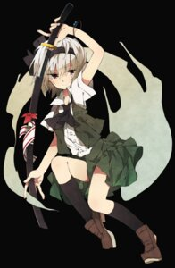Rating: Safe Score: 21 Tags: henki_(orange) konpaku_youmu sword touhou User: tbchyu001