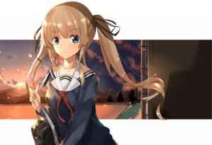 Rating: Safe Score: 54 Tags: kurokin saenai_heroine_no_sodatekata sawamura_spencer_eriri seifuku User: 404489039