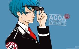 Rating: Questionable Score: 2 Tags: acca_13-ku_kansatsu-ka male niino ono_natsume wallpaper User: Korino