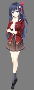 Rating: Safe Score: 35 Tags: breast_hold ensemble_(company) mutou_kurihito otome_ga_musubu_tsukiyo_no_kirameki shijou_ran transparent_png User: BattlequeenYume