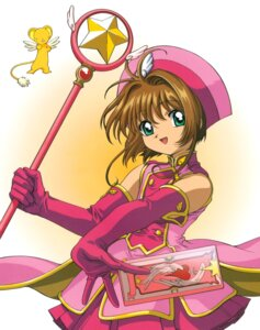 Rating: Safe Score: 3 Tags: card_captor_sakura kerberos kinomoto_sakura madhouse weapon User: Omgix