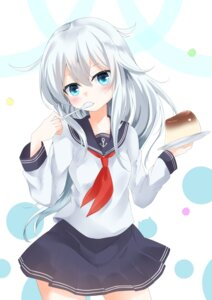 Rating: Safe Score: 27 Tags: hibiki_(kancolle) kantai_collection seifuku siroyuki User: sym455