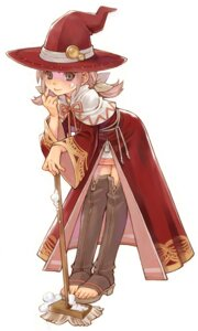 Rating: Safe Score: 18 Tags: harvest_moon iwasaki_minako melody rune_factory thighhighs witch User: Radioactive