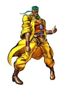 Rating: Safe Score: 3 Tags: jojo's_bizarre_adventure male mohammed_avdol User: Yokaiou