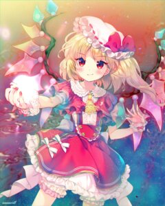 Rating: Safe Score: 42 Tags: amo bloomers dress flandre_scarlet touhou wings User: Mr_GT