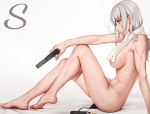 Rating: Questionable Score: 65 Tags: duplicate gun naked rosaline User: Mr_GT