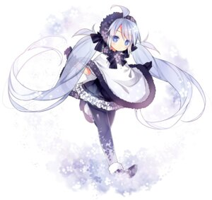 Rating: Safe Score: 50 Tags: hatsune_miku pantyhose saru vocaloid User: tbchyu001