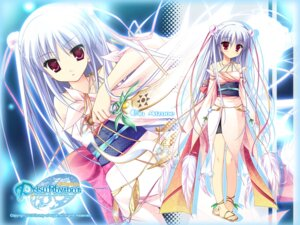 Rating: Safe Score: 38 Tags: lump_of_sugar mizune_gin prism_rhythm sesena_yau wallpaper yukata User: yuno