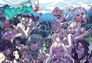 Rating: Questionable Score: 45 Tags: aircraft_carrier_hime aircraft_carrier_oni aircraft_carrier_water_oni airfield_hime akitsu_maru_(kancolle) anchorage_oni aoba_(kancolle) armored_aircraft_carrier_hime ass battleship-symbiotic_hime bikini cleavage drpow horns isolated_island_oni isuzu_(kancolle) kaga_(kancolle) kantai_collection maruyu_(kancolle) megane myoukou_(kancolle) northern_ocean_hime ooyodo_(kancolle) rensouhou-chan school_swimsuit seaport_hime shimakaze_(kancolle) shiratsuyu_(kancolle) southern_ocean_oni suzuya_(kancolle) swimsuits taihou_(kancolle) uzuki_(kancolle) zuikaku_(kancolle) User: Mr_GT