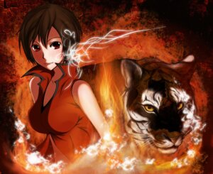 Rating: Safe Score: 14 Tags: meiko nemui vocaloid User: charunetra