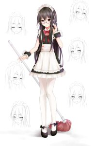 Rating: Safe Score: 29 Tags: maid megane mushroom pantyhose User: Radioactive