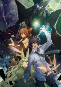 Rating: Safe Score: 16 Tags: animal_ears ayaki bunny_ears elf fairy mecha nekomimi pointy_ears User: hobbito