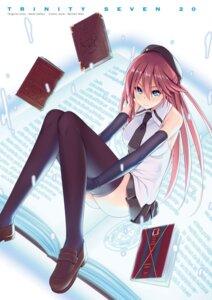 Rating: Safe Score: 30 Tags: asami_lilith heels nao_akinari tagme thighhighs trinity_seven User: kiyoe