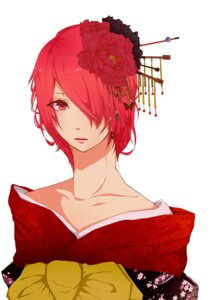 Rating: Safe Score: 14 Tags: kasane_teto ramyu utau yoshiwara_lament_(vocaloid) User: リナ
