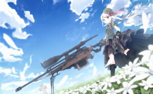 Rating: Safe Score: 37 Tags: gun makadamixa uniform User: charunetra