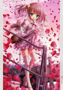 Rating: Questionable Score: 106 Tags: dress loli pantsu thighhighs tinkerbell tinkle User: WtfCakes