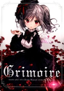 Rating: Safe Score: 66 Tags: gothic_lolita kanzaki_ranko lolita_fashion the_idolm@ster tsukigami_luna wings User: 麻里子