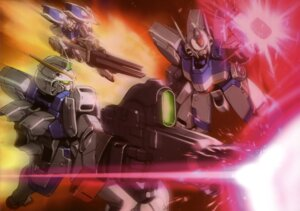 Rating: Safe Score: 8 Tags: gundam mecha victory_gundam User: Radioactive