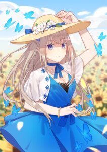Rating: Safe Score: 13 Tags: cleavage dress lexington_(zhanjianshaonv) mo_(pixiv9929995) zhanjianshaonv User: charunetra