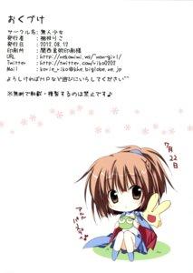 Rating: Safe Score: 4 Tags: chibi korie_riko mujin_shoujo User: Twinsenzw