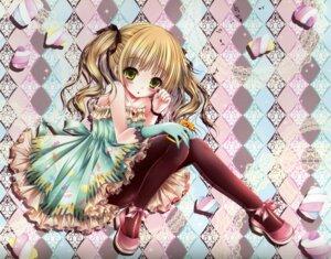 Rating: Safe Score: 28 Tags: dress heels mubi_alice pantyhose User: kaguya940385