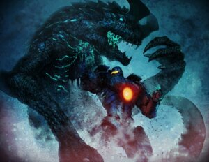 Rating: Safe Score: 23 Tags: kakoto_mirai mecha monster pacific_rim User: blooregardo