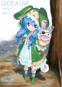 Rating: Safe Score: 46 Tags: date_a_live moku yoshino_(date_a_live) User: tbchyu001