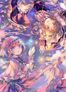 Rating: Safe Score: 30 Tags: alice_margatroid cha_goma kirisame_marisa touhou witch User: charunetra